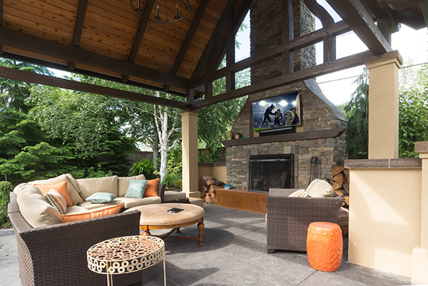 Outdoor AV Lifestyles